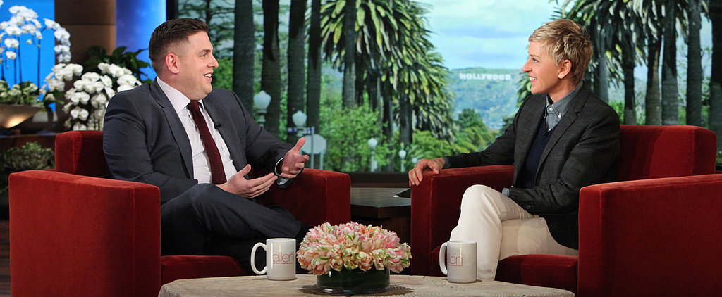"Why Jonah Hill Calls Channing Tatum ""Uncle Chan Man"""