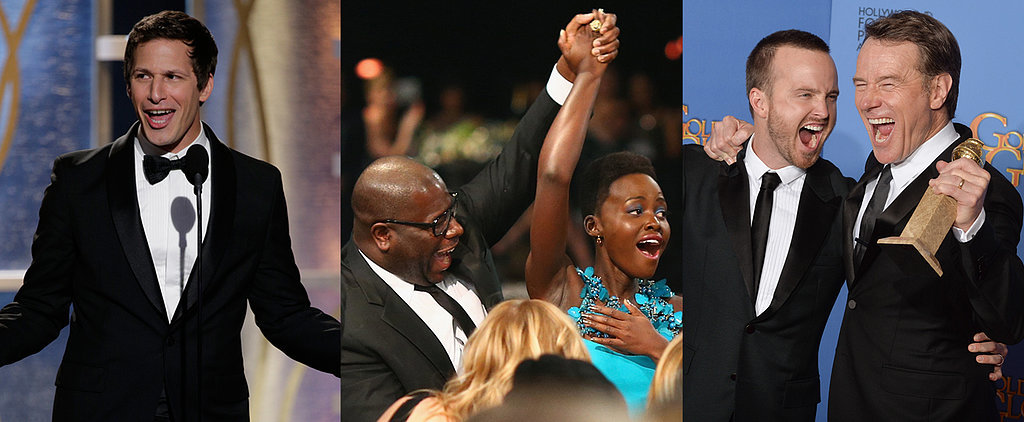 And the Most Excited Winners of Award Season Are...
