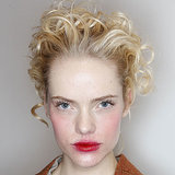 Vivienne Westwood Red Label Beauty Look London Fashion Week