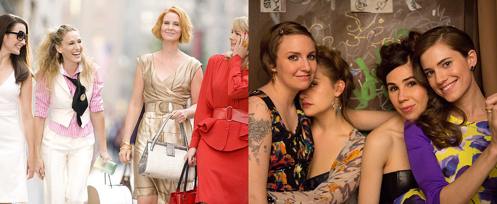 Quote Quiz: Sex and the City or Girls?