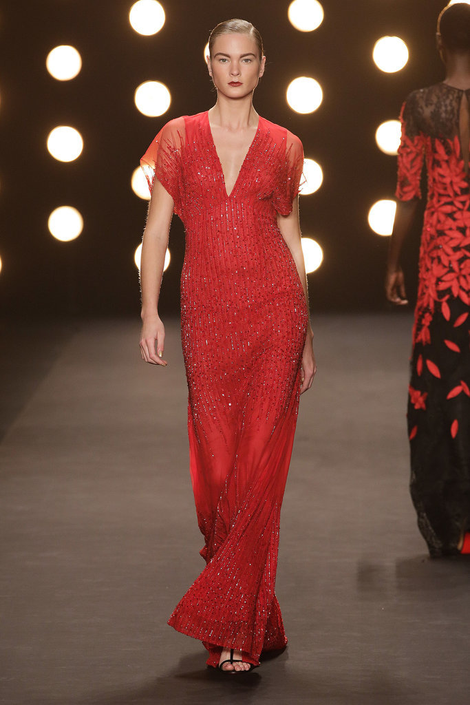 Julia Roberts: Naeem Khan Autumn/Winter 2014