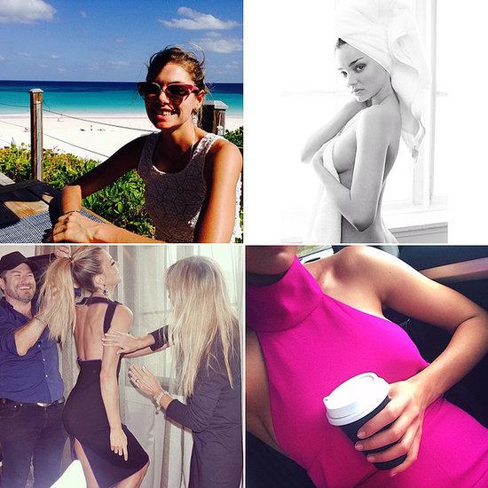 Sexy Celebrity Style, Beauty Instagram Pictures: Lara Bingle