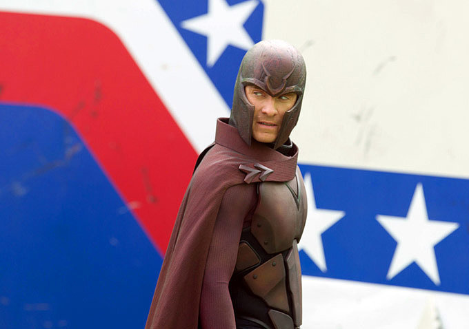 Magneto is ready to rumble.