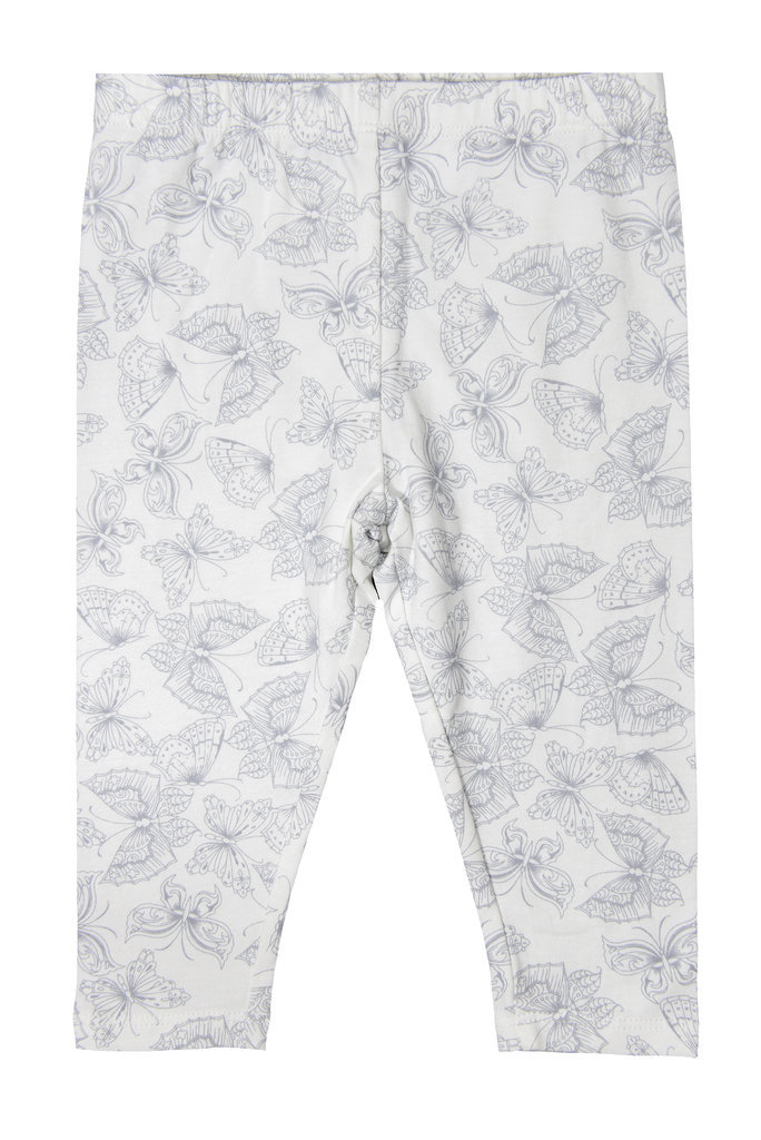 Butterfly-Printed Leggings