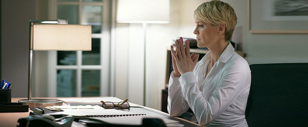 How to Dress Like a Boss, Claire Underwood Style