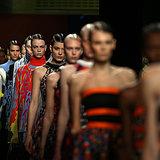 Die London Fashion Week 2014