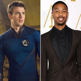 See the Original Fantastic Four Next to Their Newly Cast Counterparts