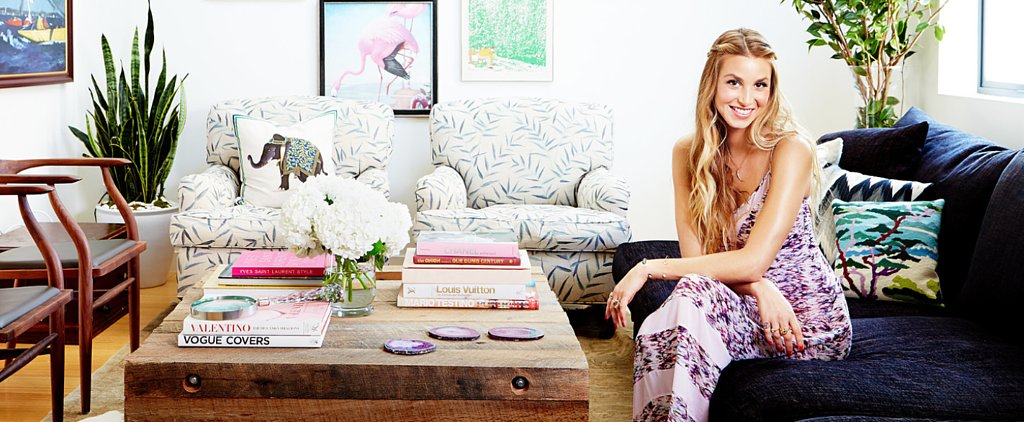 Master Whitney Port's Laid-Back Entertaining Style