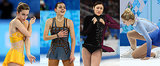 The Dramatic Ladies' Figure Skating Finals in 11 Pictures