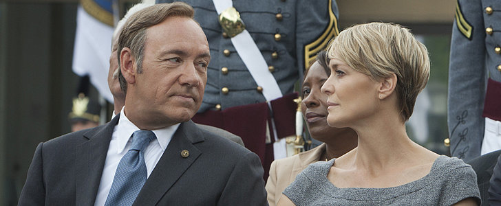 Why Are We Obsessed With the Clothes on House of Cards?