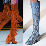 Best Shoes On 2014 Milan Autumn Winter Fashion Week Runway