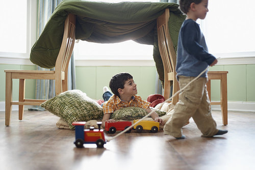 18 Ways to Make Indoor Playdates More Fun