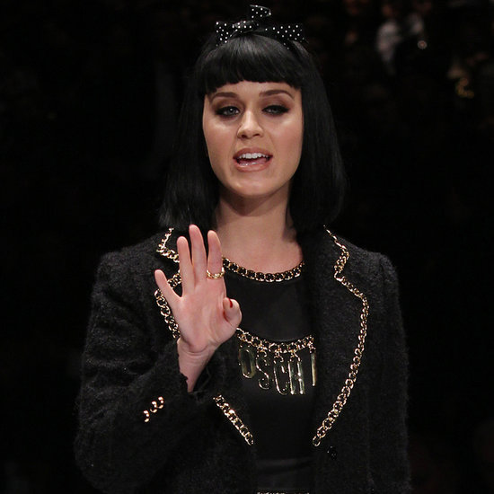 Katy Perry Getting Booed at Moschino Fashion Show | Video