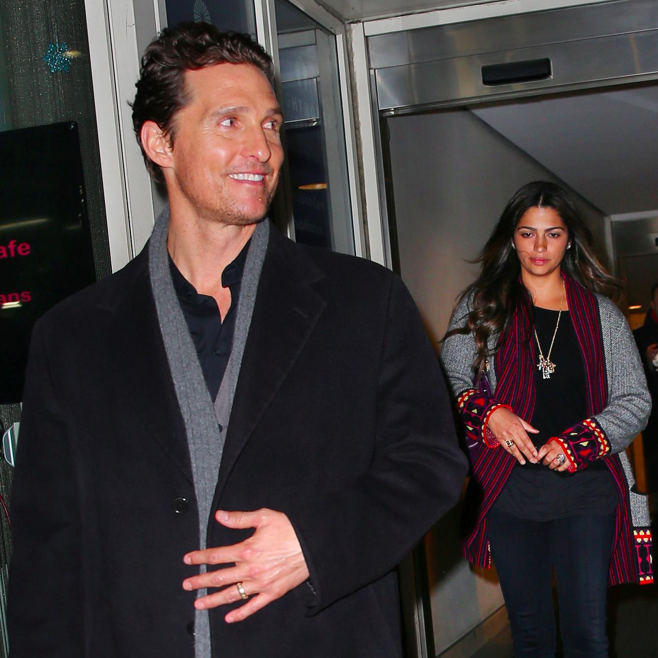 The Matthew McConaughey McConaissance Continues