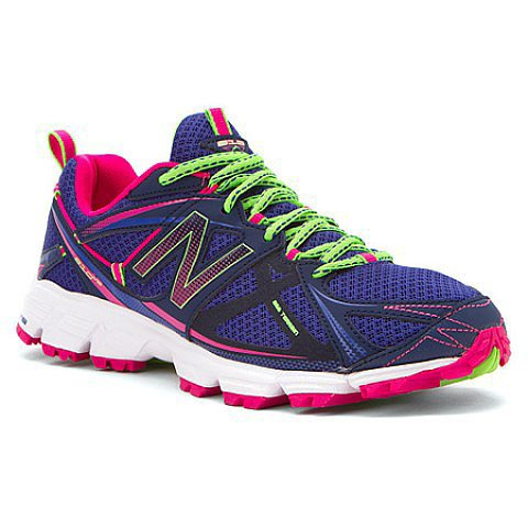 Womens New Balance Shoes WT610v3 Purple
