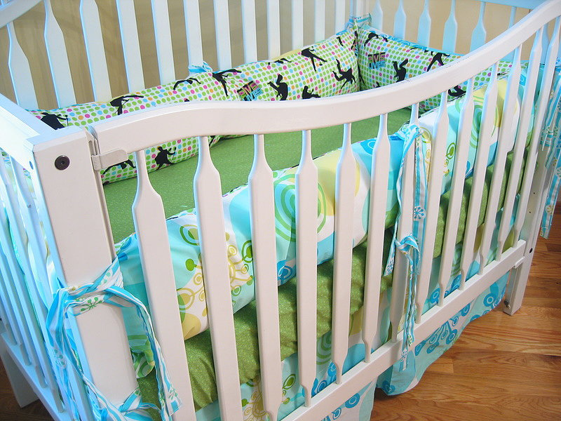 Expensive Crib Bedding