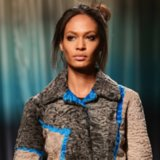 Messy Hair and Black Liner for Missoni at Milan Fashion Week