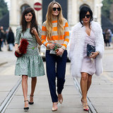 Best Street Style Photos | Milan Fashion Week Autumn 2014