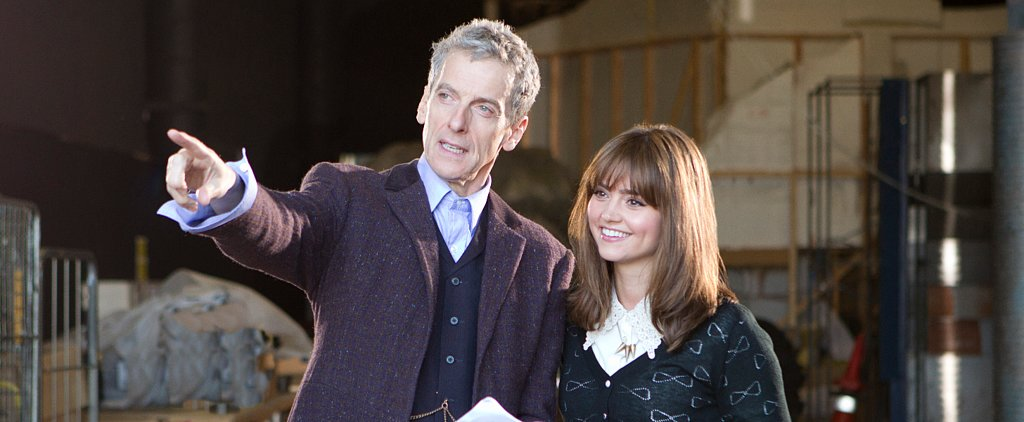 A New Face Is Coming to the Doctor Who Cast