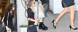 Taylor Swift and Lorde Make For Unusual Shopping Buddies