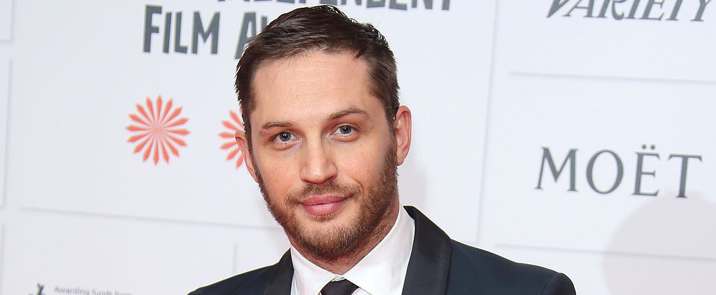 Tom Hardy Strips Down For a Good Cause