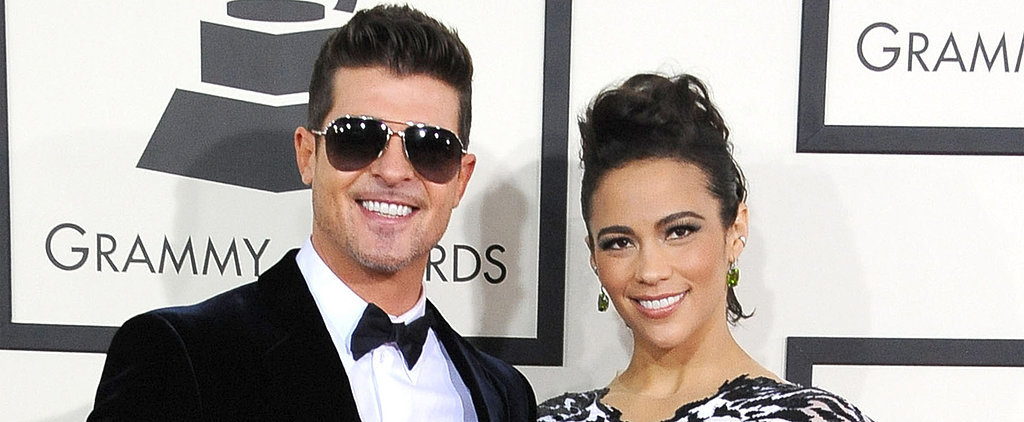 Paula Patton and Robin Thicke Split