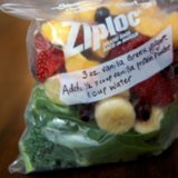 DIY Smoothie Freezer Packs