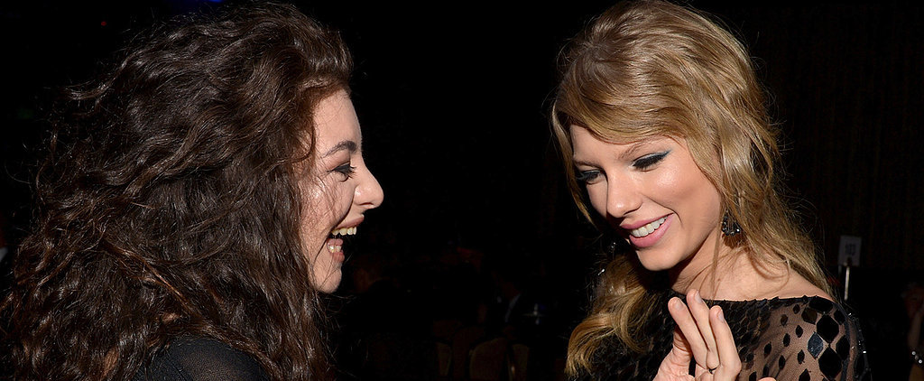 Your Guide to Taylor Swift and Lorde's Epic Weekend Style on POPSUGAR Live!