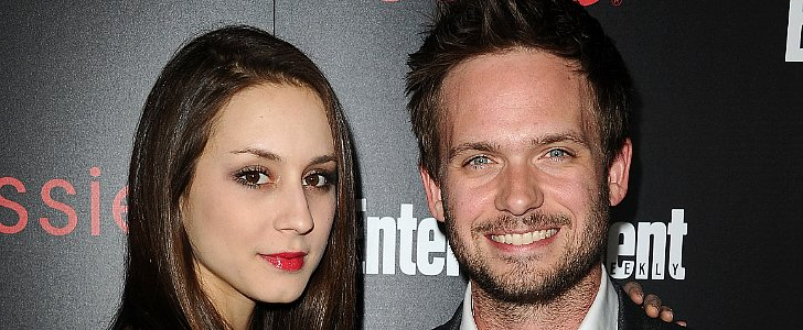 Troian Bellisario and Patrick J. Adams Are Engaged!