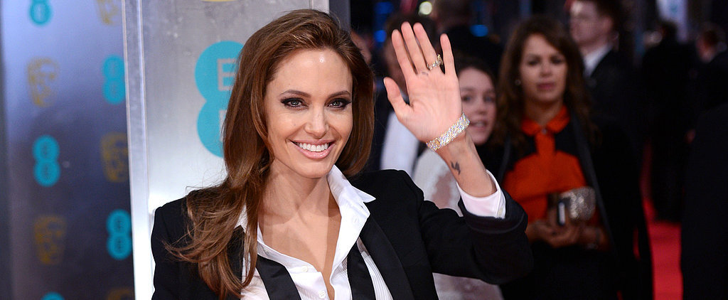 Angelina Jolie's New Inspiration Was Living Right Under Her Nose