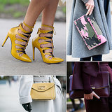 Fashion Week Street Style | Shoes and Bags Pictures