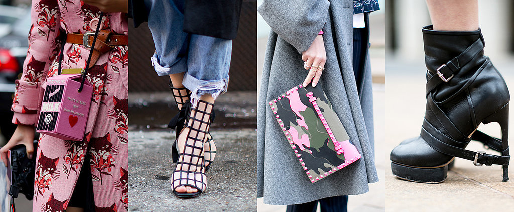 Up Close and Personal: Fashion Week's Best Street Style Accessories