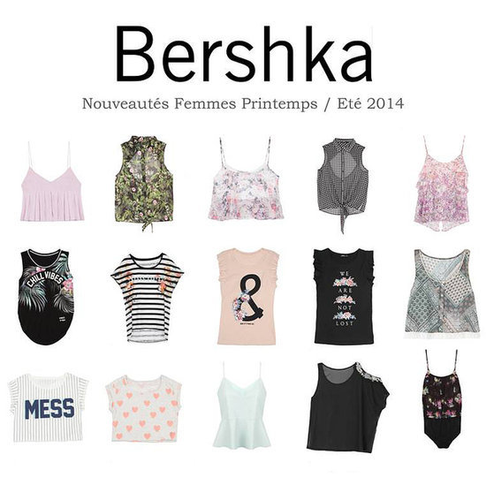 Nouvelle collection Bershka