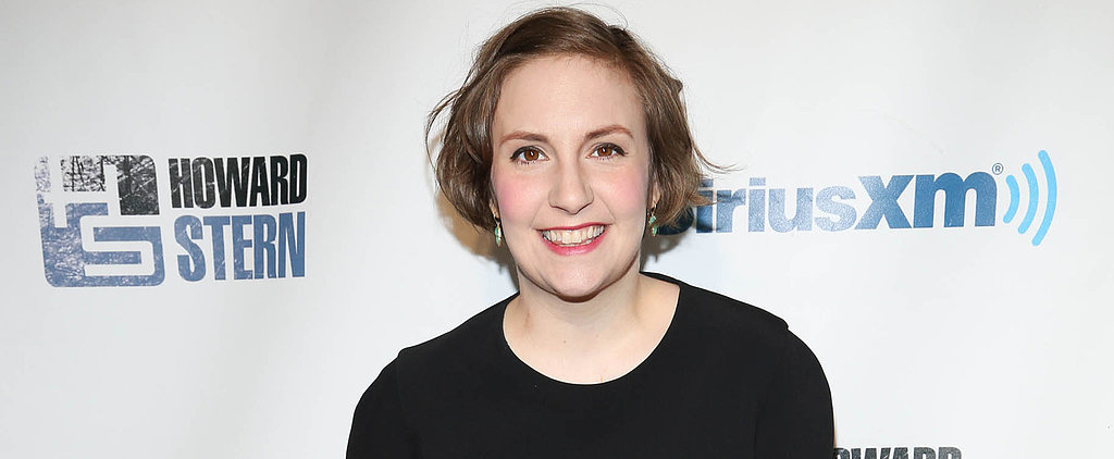Lena Dunham Strips Down in a New Photo Shoot