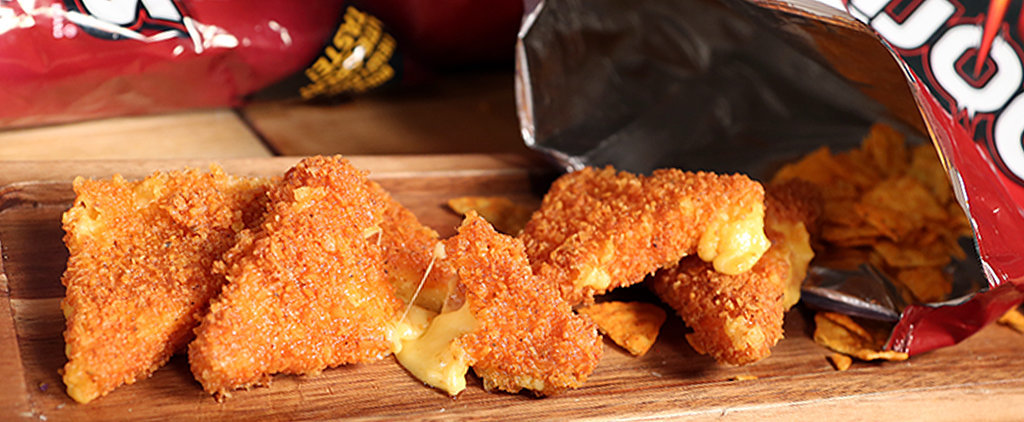 Home Hack: Cheese-Stuffed Doritos!