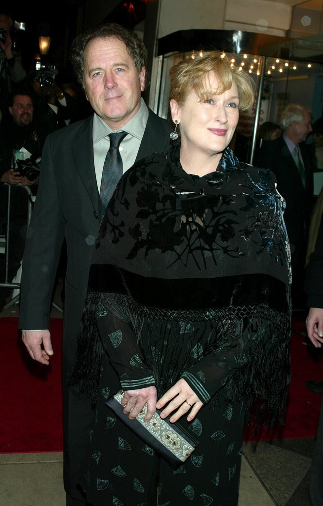In 2002, Don and Meryl stepped out for the NYC premiere of The Hours.