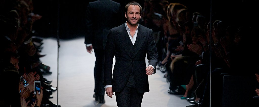 Tom Ford Shares His Fairy-Tale Ending