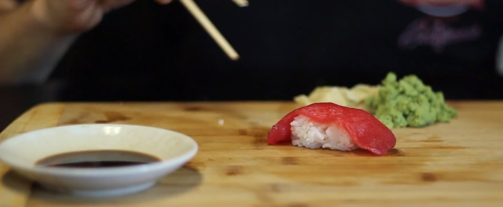 So Apparently, We've Been Eating Sushi All Wrong