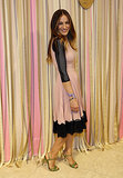 On Wednesday, Sarah Jessica Parker attended a pop-up shop for her new shoe line in NYC.