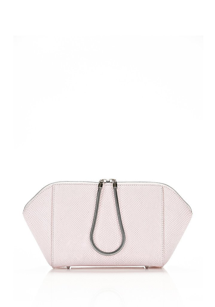 Alexander Wang Chastity Makeup Pouch in Gummy