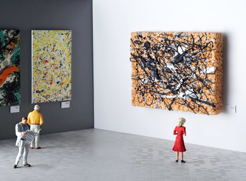 The Hanging Pollock