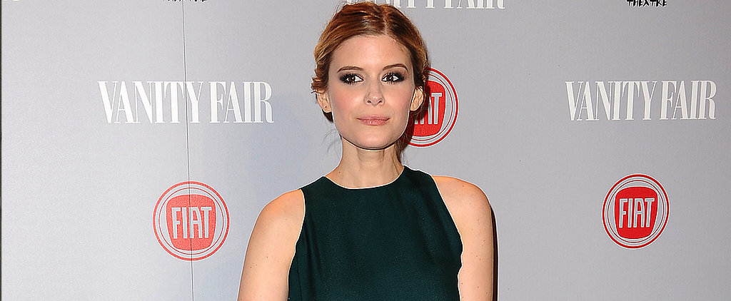 Kate Mara Makes Us Green With Envy Today on POPSUGAR Live!