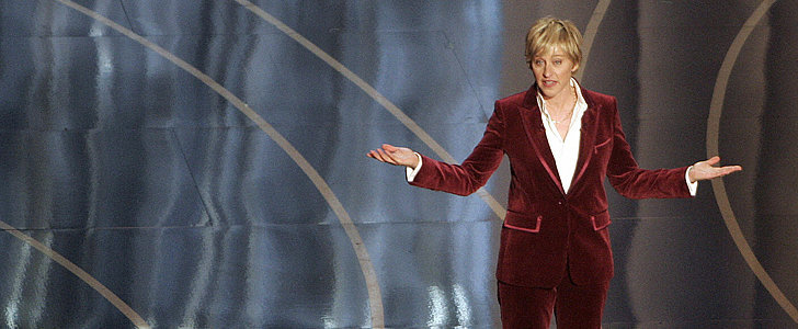 Watch Ellen's 2007 Oscars Monologue to Get Excited For Sunday's