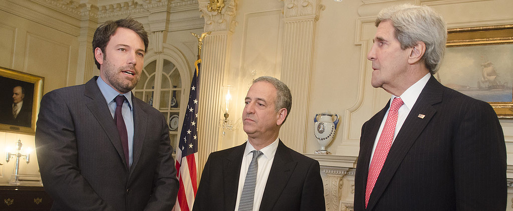 John Kerry Isn't Feeling Ben Affleck's Bro Nudge