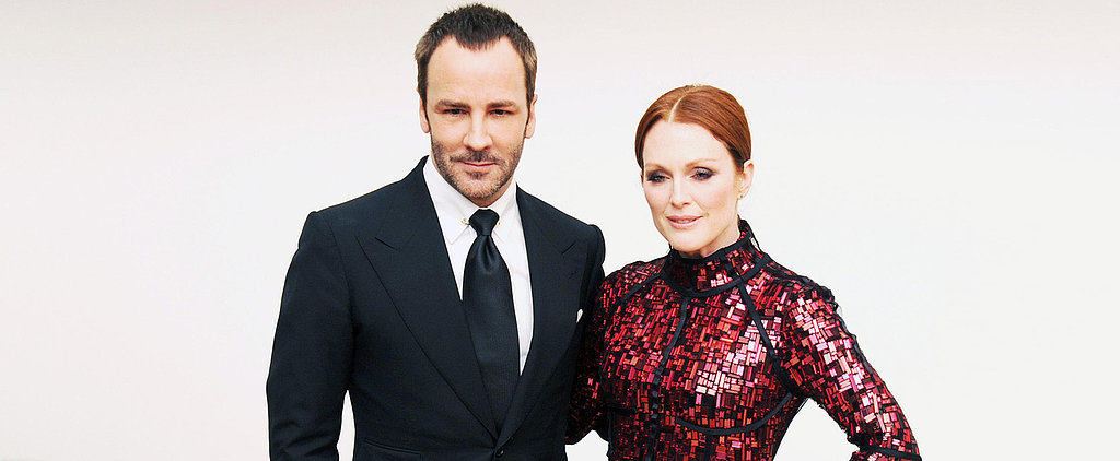 "Tom Ford Doesn't ""Love the Process"" of Dressing Celebs"