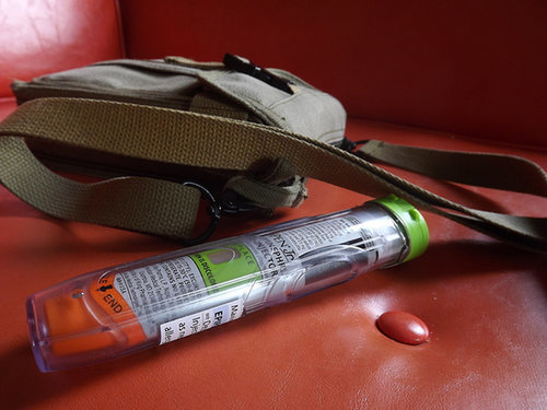 Epipens Are Only For Emergencies
