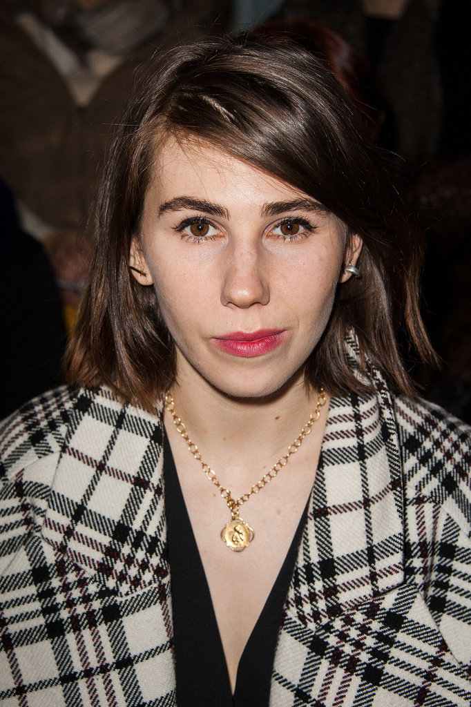 Zosia Mamet at Carven