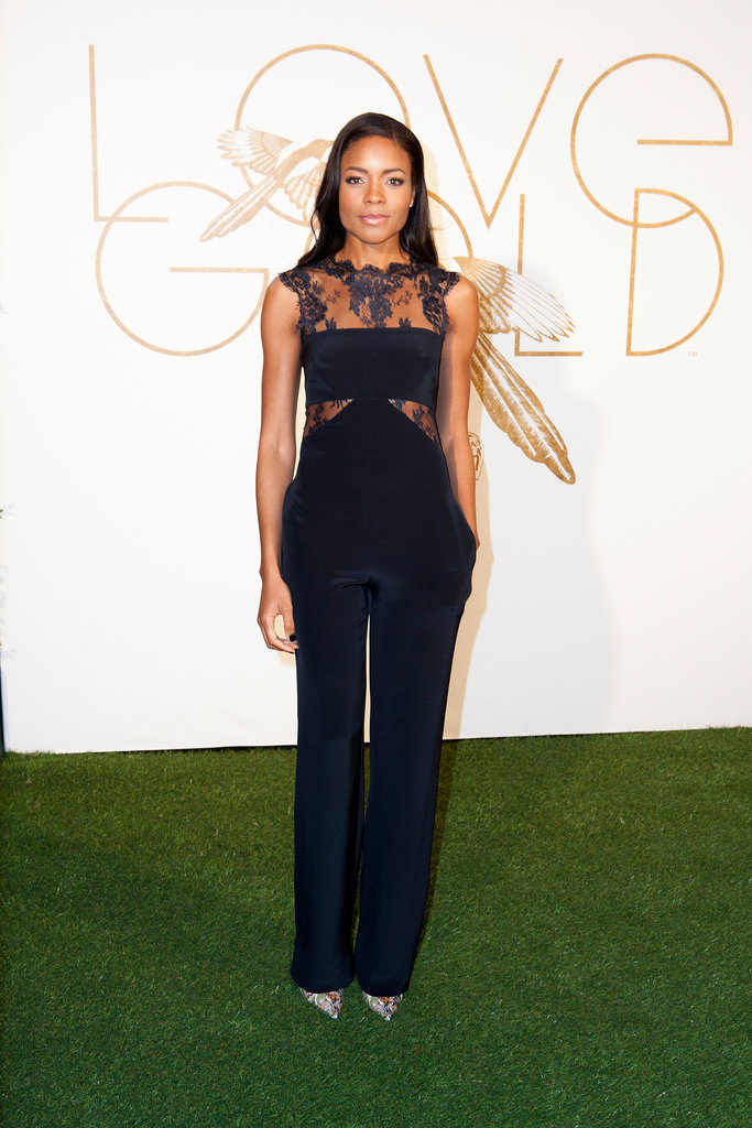 Naomie Harris at LoveGold Celebrates Lupita Nyong'o