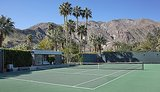 If the gym doesn't sound appealing, there's always the private tennis court.  Source: Capitas Real Estate