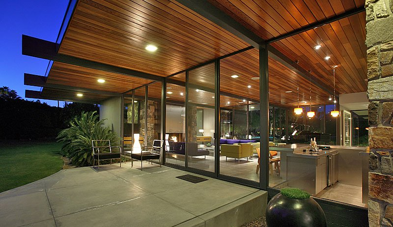Glass and wood prove to be a match made in architectural heaven.  Source: Capitas Real Estate